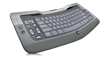 Wireless Ergonomic Keyboard Degin