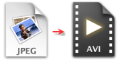 Convert Images to Video Files