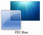 PDC Blue