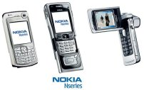 Nokia NSeries Mobie Phones