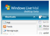 Windows Live Mail Desktop Beta Logo