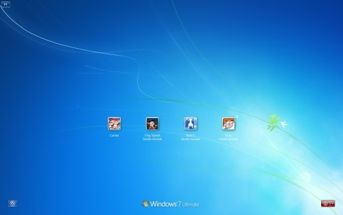 Windows 7 Logon for Windows XP