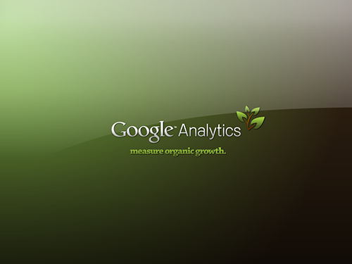 Google Analytics Organic Wallpaper