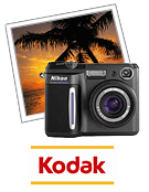 Kodak Photo CD PDC Images Logo