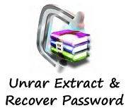 Recover Password of Winrar Files