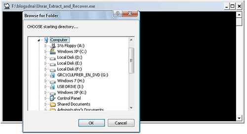 Unrar  Extract & Recover Password