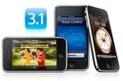 iPod Touch 3.1 OS
