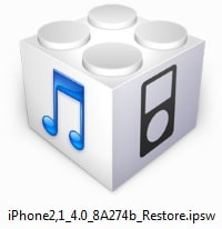iPhone 4.0 Custom Firmware .ipsw file