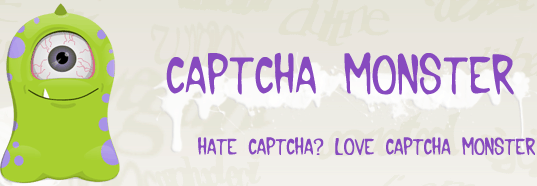 Captcha Monster 2