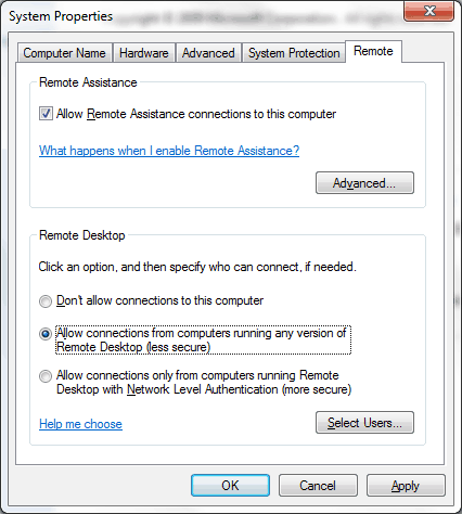 Chrome Remote Desktop 10
