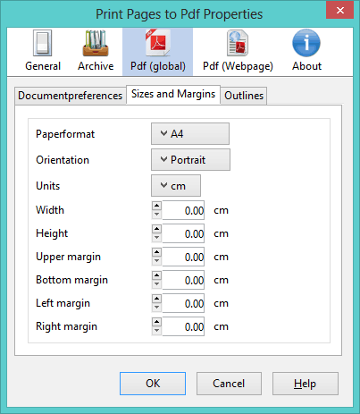 Print pages to PDF 3