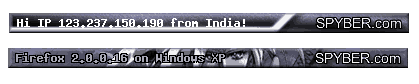 IP Browser Country Sigs