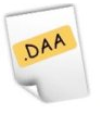 DAA Direct Access Archive File Logo