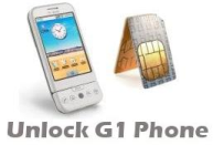 Unlock and Activate G1 Phone