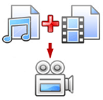Create Video from Audio and Pictures