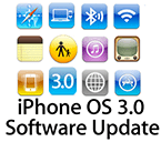 Download iPhone OS 3.0 Software Update