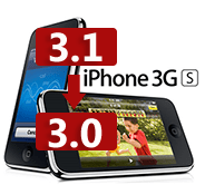 Downgrade iPhone 3GS 3.0 to 3.0