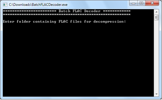 Decompress FLAC Audio Files with Batch FLAC Decoder | iTech