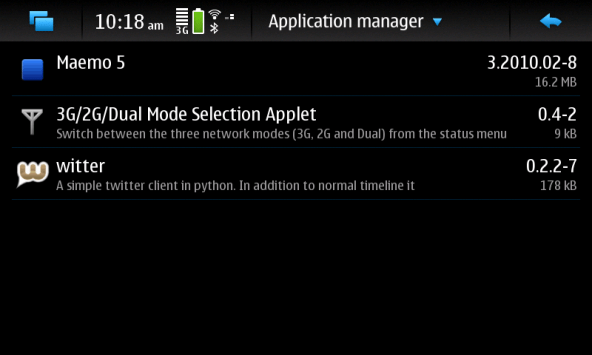 Nokia N900 New Firmware v3.2010.02 8 PR 1.1.1 Update Manually