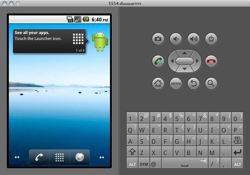 Android 2.2 Froyo Emulator for PC and Mac OS X