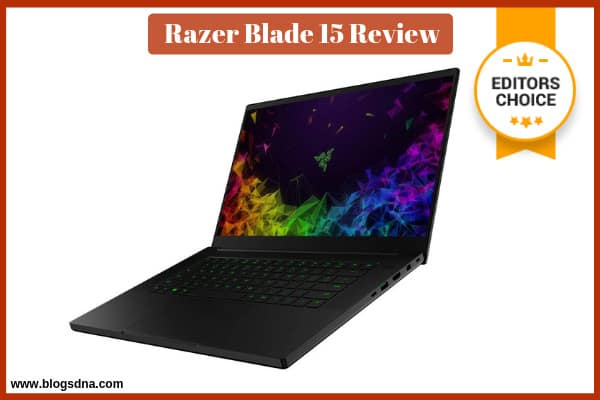 Razer Blade 15 Review-Editor Choice Laptop for 3D Studio Max