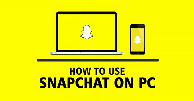 Get Snapchat on PC WIthout Bluestack