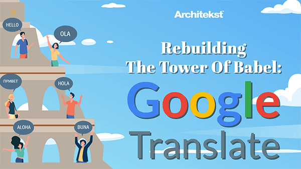 Rebuilding The Tower of Babel