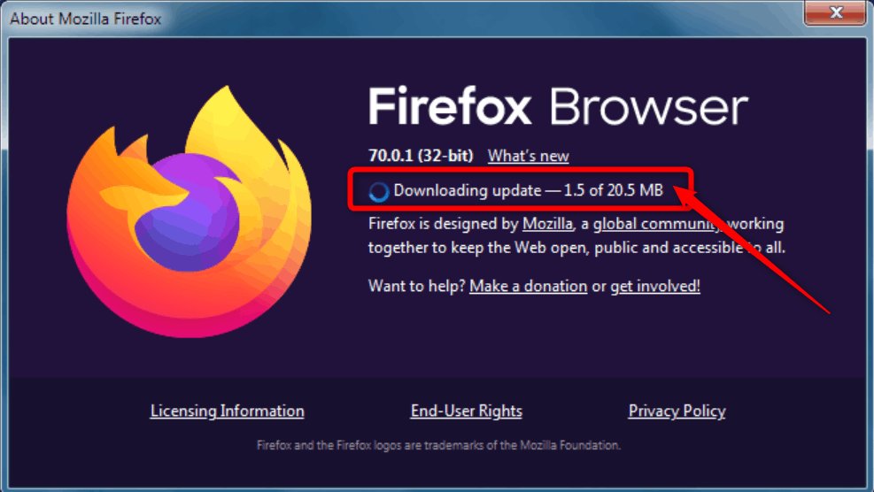 Firefox slow loading pages