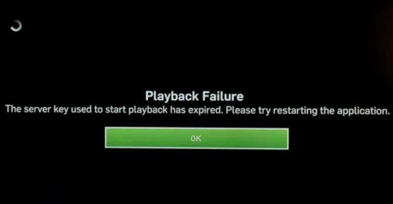 Fix Hulu Playback Failure