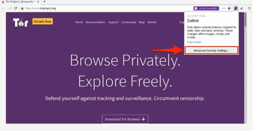 Your computer or network may be sending automated queries TOR