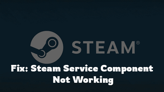 Steam Service Component